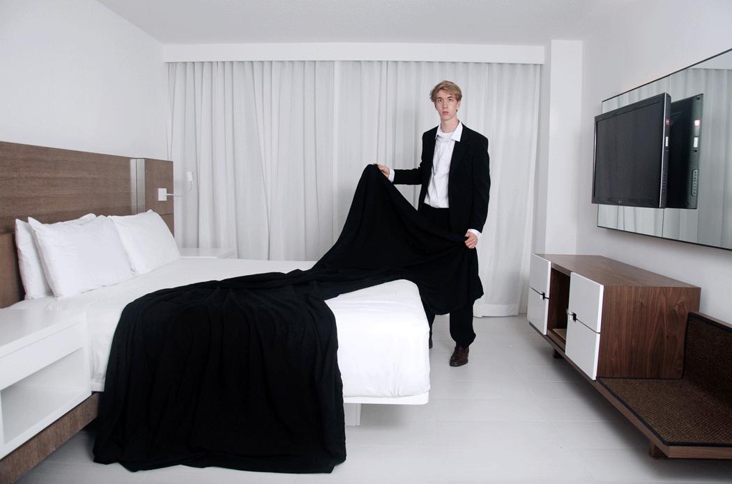 The Black Cloth no. 1